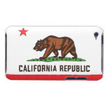 CALIFORNIA FLAG iPod Touch Case-Mate Case