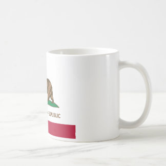 California Flag Kale Version (Kale-ifornia) Coffee Mug