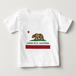 california flag laguna hills baby T-Shirt