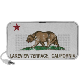 california flag lakeview terrace distressed mp3 speaker