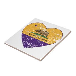california flag republic purple heart distressed ceramic tiles