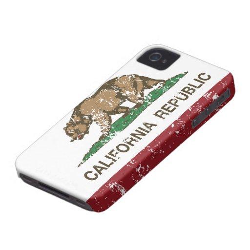 california flag republic state flag Case-Mate iPhone 4 case