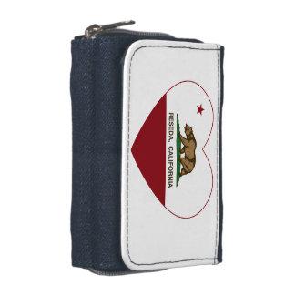 california flag reseda heart wallets