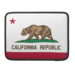 California Flag Sleeves For MacBooks