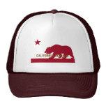 California Flag T-Shirt - Big Bear Variant Mesh Hat