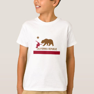 California Flag T-Shirt - Rollerblade
