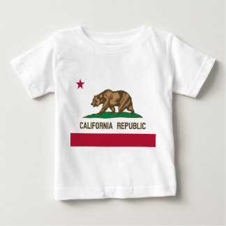 California Flag Tee Shirt