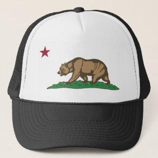 California Flag Theme 01 Trucker Hat