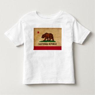 California Flag Toddler T-shirt