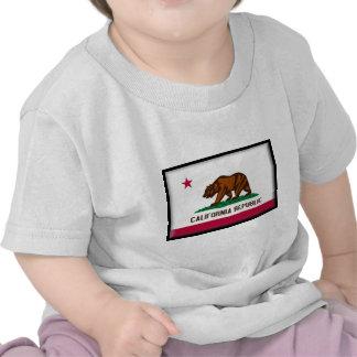 California Flag T-shirts