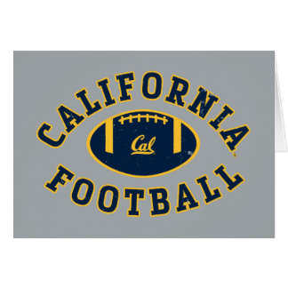 California Football | Cal Berkeley 5 Card