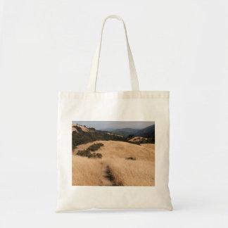 California foothills budget tote bag