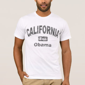 California for Barack Obama T-Shirt