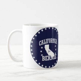 CALIFORNIA FOR BERNIE SANDERS COFFEE MUG