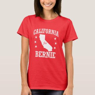 CALIFORNIA FOR BERNIE SANDERS T-Shirt