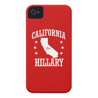 CALIFORNIA FOR HILLARY CLINTON Case-Mate iPhone 4 CASE