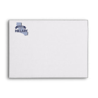 CALIFORNIA FOR HILLARY -.png Envelope
