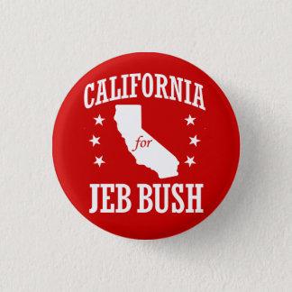 CALIFORNIA FOR JEB BUSH BUTTON