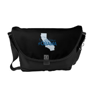 CALIFORNIA FOR OBAMA.png Commuter Bags