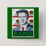 California for Rand Paul Button