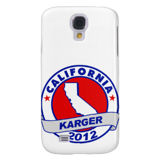 California Fred Karger Galaxy S4 Cover