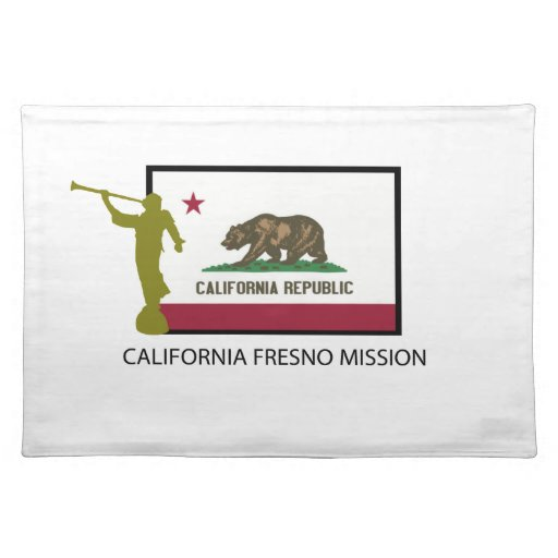 CALIFORNIA FRESNO MISSION LDS CTR PLACE MATS