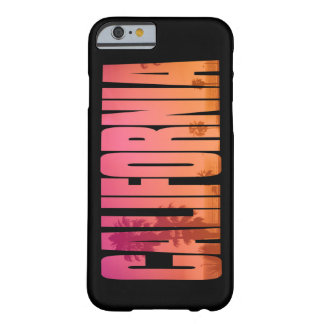 California Funda Para iPhone 6 Barely There