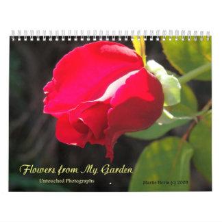 California Gardens - Calendar