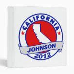 California Gary Johnson