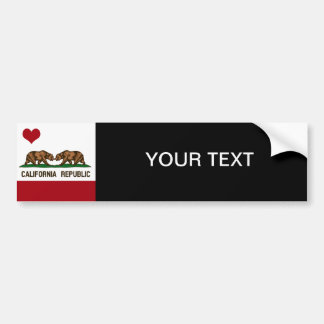 CALIFORNIA GAY MARRIAGE FLAG SQUARE -.png Bumper Stickers