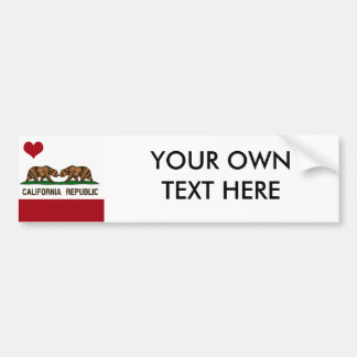 CALIFORNIA GAY MARRIAGE FLAG SQUARE -.png Bumper Sticker