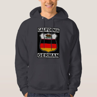 California German American Hoody