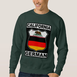 California German American Pullover Sweatshirt