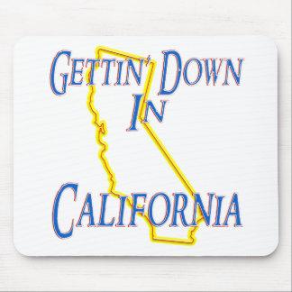 California - Getting abajo Alfombrillas De Raton