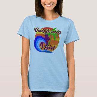 California Girl Baby Doll Shirt