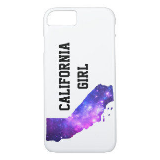 California Girl Galaxy iPhone 8/7 Case