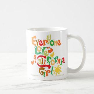 California Girl mug