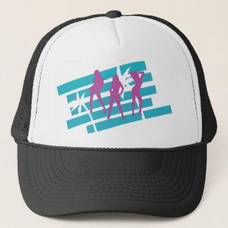 California Girls Trucker Hat