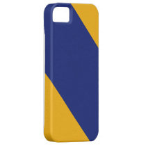 California Gold Rush Striped IPhone 5 Case