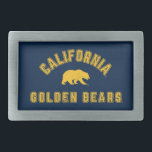 "California Golden Bears Belt Buckle<br><div class=""desc"">Check out these new UC Berkeley designs! Show off your Cal Bear pride with these new UC Berkeley products. These make perfect gifts for the Bears student, alumni, family, friend or fan in your life. All of these Zazzle products are customizable with your name, class year, or club. Go Bears!...</div>"