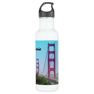 California- Golden Gate Bridge Water Bottle