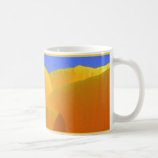 California Golden Poppy Mug