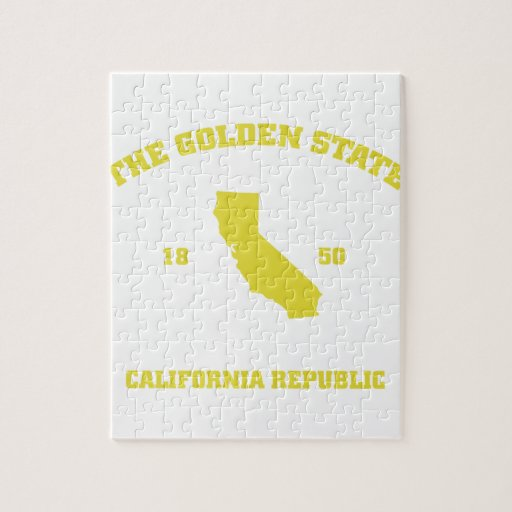 California Golden state Puzzles