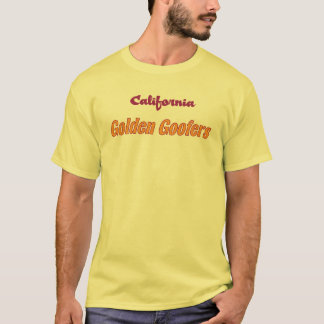 California Goofers de oro Playera
