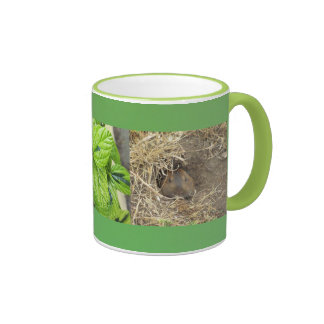 California Gopher Ringer Coffee Mug