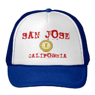 CALIFORNIA*- gorra de San Jose/sombrero de San Jos