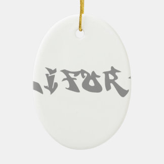 california-graf-gray.png adorno navideño ovalado de cerámica