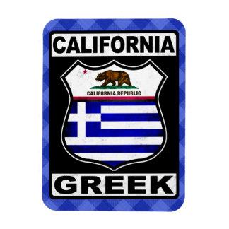 California Greek American Magnet