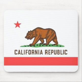 California Grizzly Mouse Pad