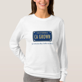 California Grown Logo Women's Hoodie